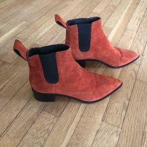 Loeffler Randall Nellie Suede Boots